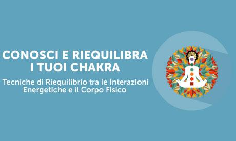 Corso online sui Chakra